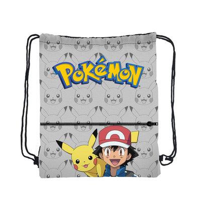 Gymtas Pokemon Pikachu Ash