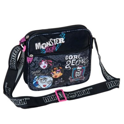 Monster High Schoudertas 22 x 24 x 6 cm