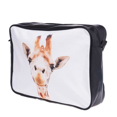 Funprint Messenger Bag Giraffe