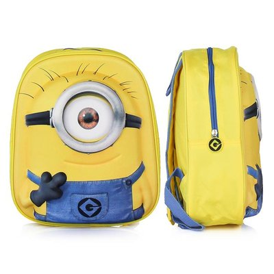 3D Rugzak Minions Dispicable me