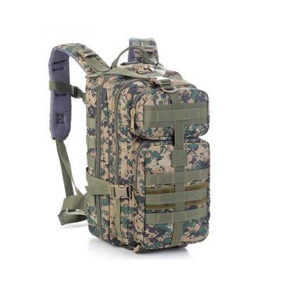 Army Rugzak US Urban Camouflage
