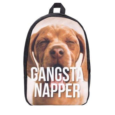 Funprint Rugzak Gangsta Napper
