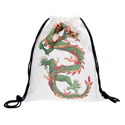 Funprint Gymtas Chinese Dragon