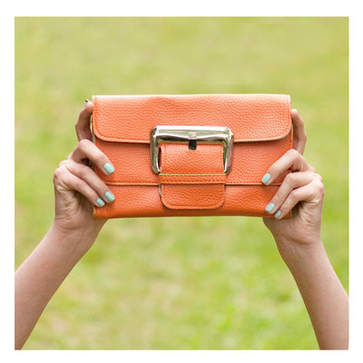 Art of Polo Ladies Clutch Oranje