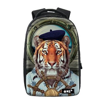 Rugzak One2 Artistic Tiger