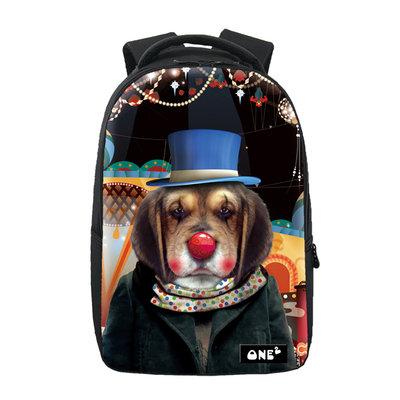 Rugzak One2 Artistic Dog