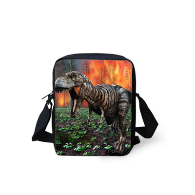 For U Designs Mini Messenger Bag Allosaurus
