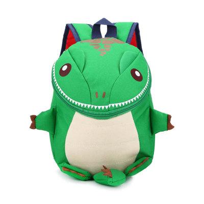 Bamban Rugzak 3D Dino Groen