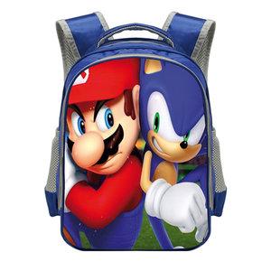 Rugzak Nova Super Mario Sonic