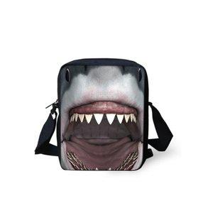For U Designs Mini Messenger Bag Haai
