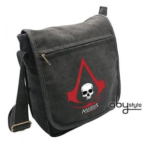 Abystyle Assassin's Creed Schoudertas Crest and Skull