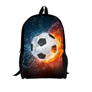 13c4b27ab6b For U Designs Rugzak Voetbal Football Socker Goedkope Schooltas ...