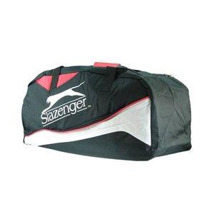 Slazenger Sporttas XL incl. Schoenvak 60x30x30cm Rood