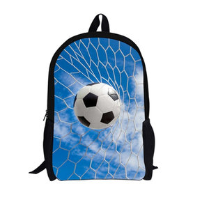 d1b4c5485e3 For U Designs Rugzak Voetbal Net Football Socker Goedkope Schooltas ...