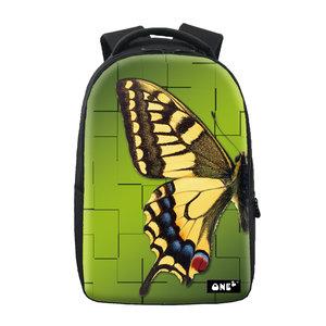 Rugzak One2 Vlinder Geel