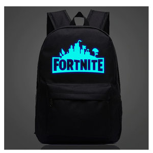 Fortnite Glow in the Dark Rugzak Zwart