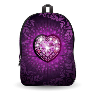 LED Rugzak Disco Heart