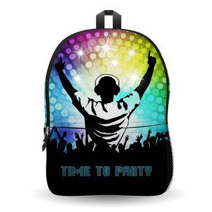LED Rugzak Disco Party DJ