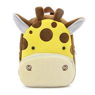Pluche Peuter Rugzak Giraf